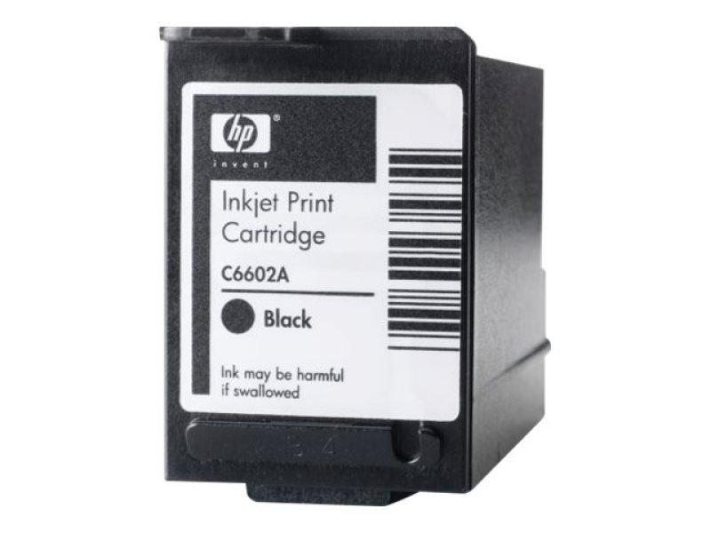 *HP C6602A Black Generic Inkjet Print Cartridge - C6602A
