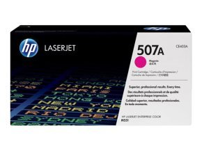 HP 507A Magenta Toner Cartridge - CE403A