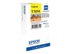Epson T7014 Yellow Extra High Yield Inkjet Cartridge