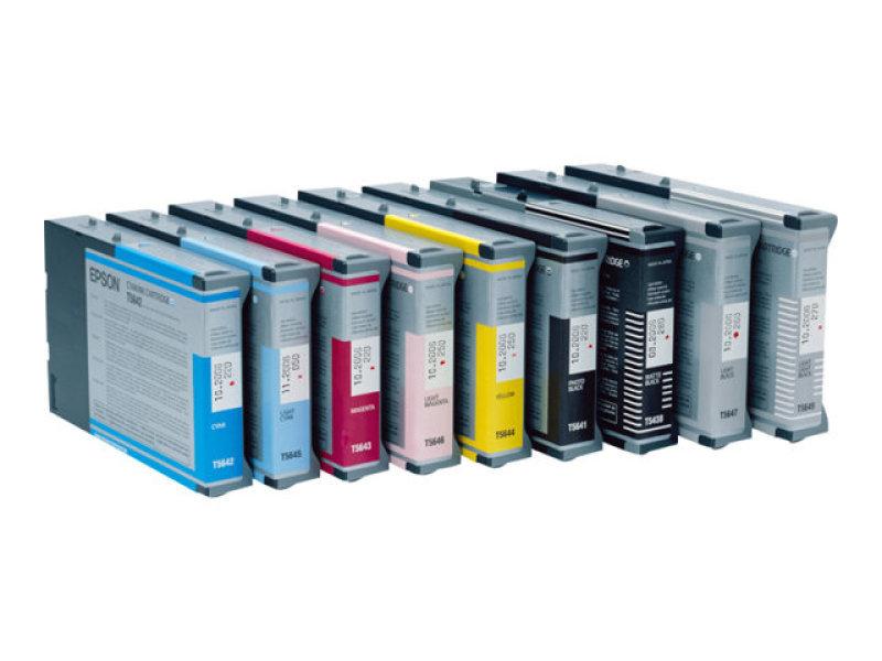Epson T602C - Print cartridge - 1 x light magenta