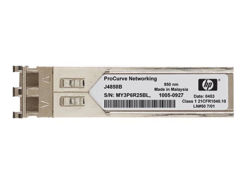 HP X120 SFP (mini-GBIC) transceiver module