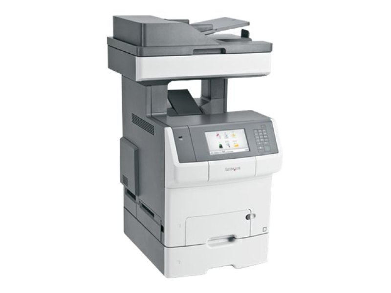 Lexmark X748dte Multifunction Colour Printer