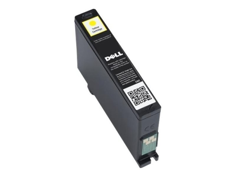 Genuine Yellow Dell Series 31 Ink Cartridge