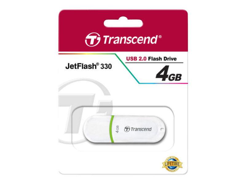 Transcend 4GB JetFlash 330 USB Flash Drive