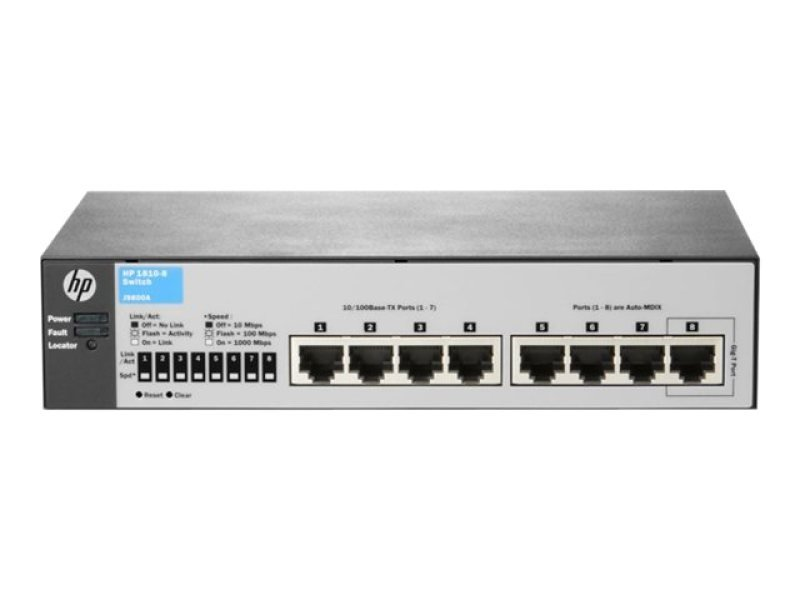 HPE 1810-8 Switch