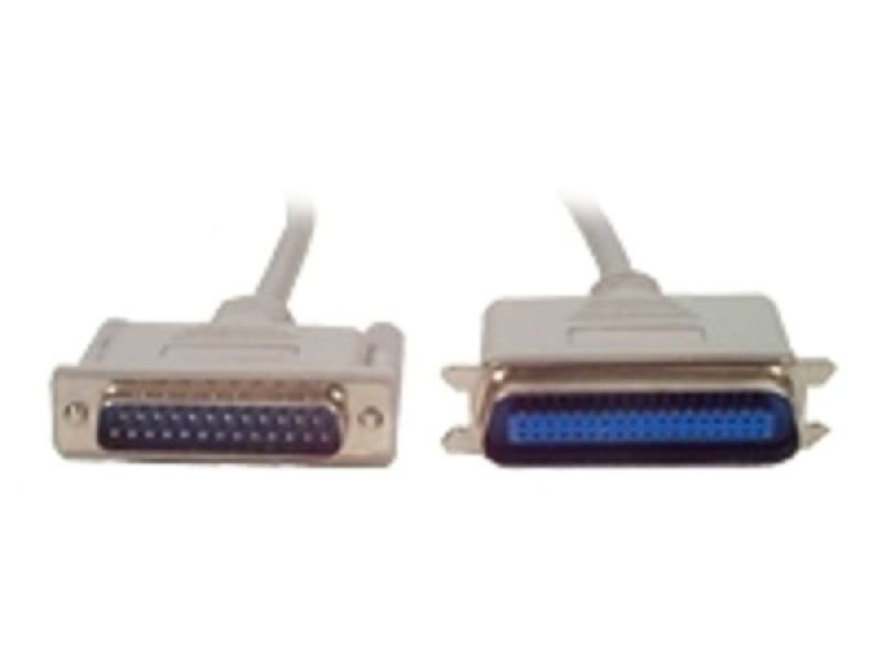 6 Ft. Parallel Printer Cable - Uk