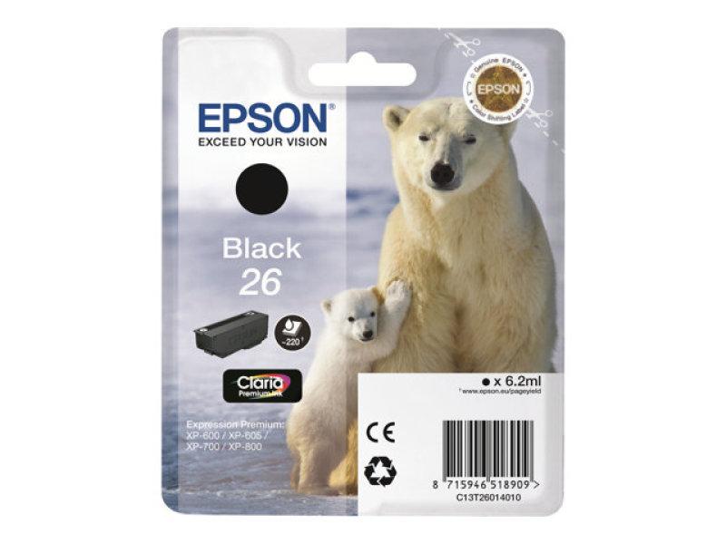 *Epson 26 Yellow Claria Ink Cartridge