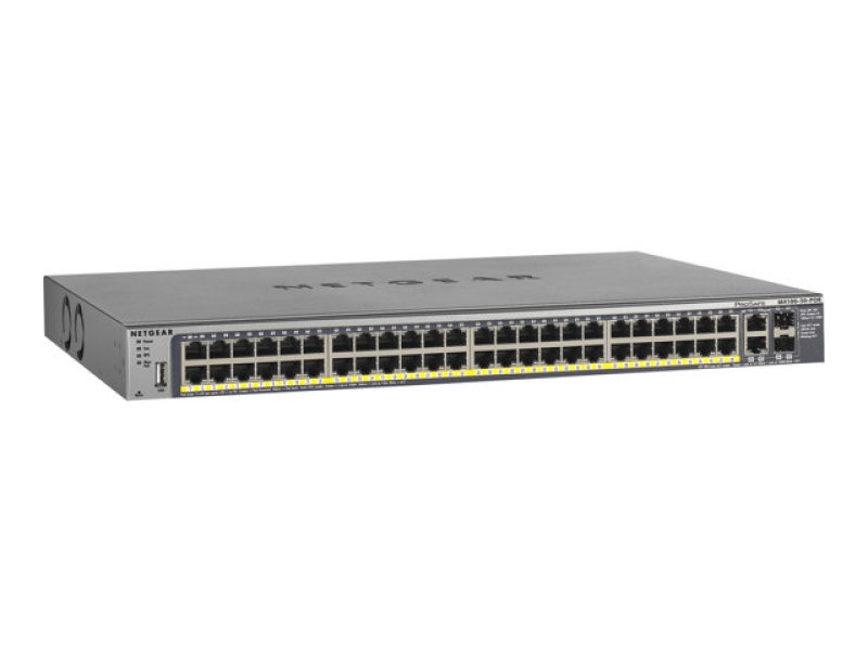 Netgear ProSafe M4100-50-POE Managed Switch (FSM7250P)