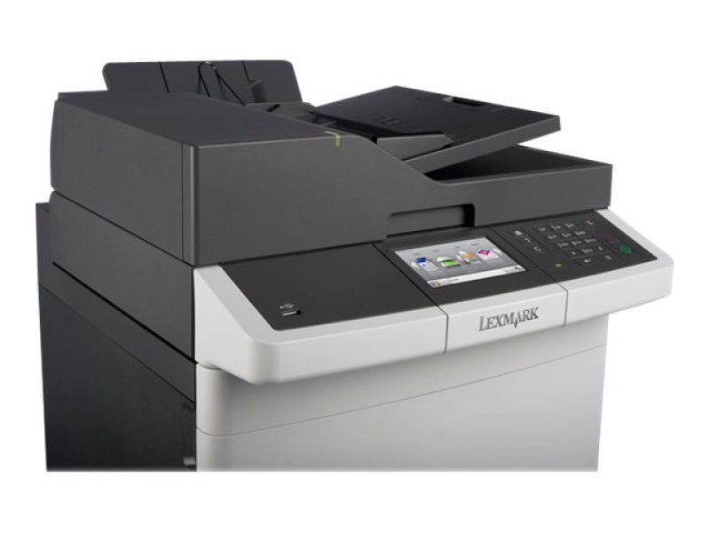 Lexmark CX410de Multifunction Colour Laser Printer