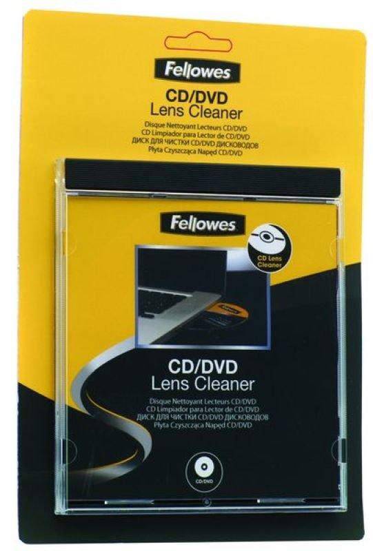 Fellowes CD/DVD Drive Lens Cleaner