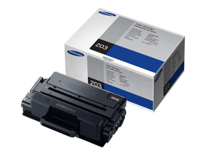 Samsung MLT-D203S Black Toner Cartridge - 3,000 Pages