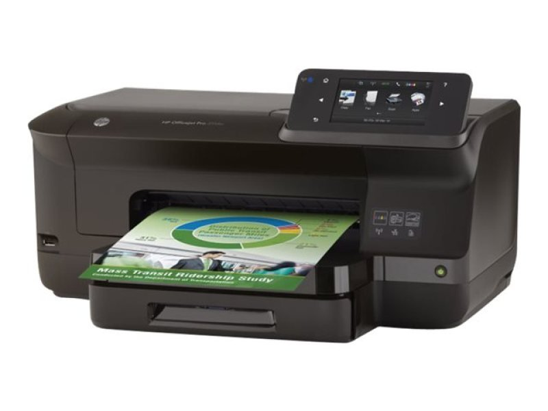 *HP Officejet Pro 251dw A4 Colour Inkjet Printer