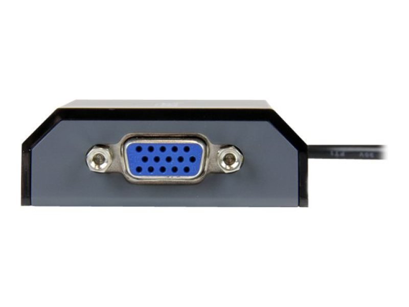 StarTech.com USB to VGA Adapter - External USB Video Graphics Card for PC and MAC- 1920x1200 - Display Adapter