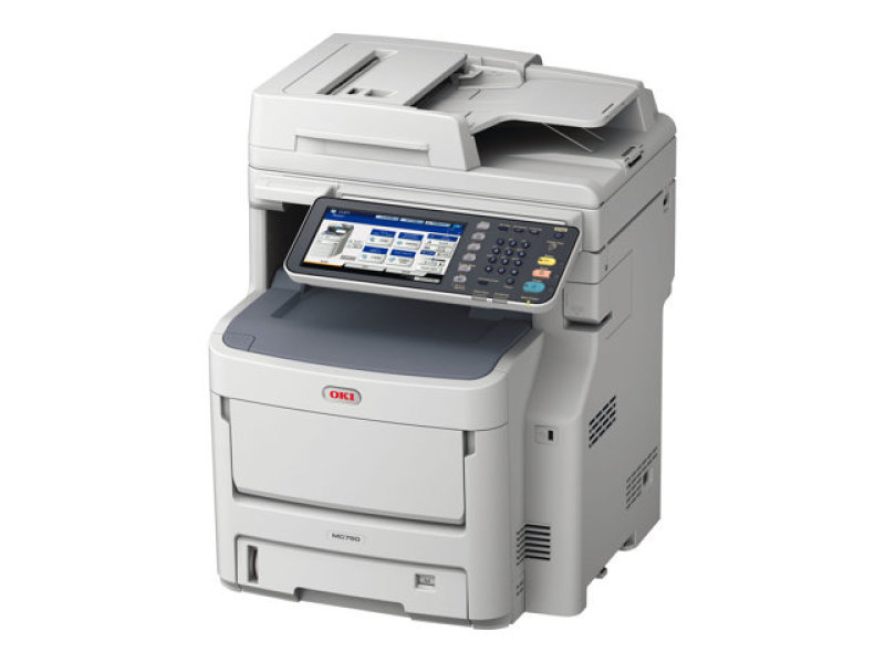 Oki MC760dn A4 Colour Multifunction Printer