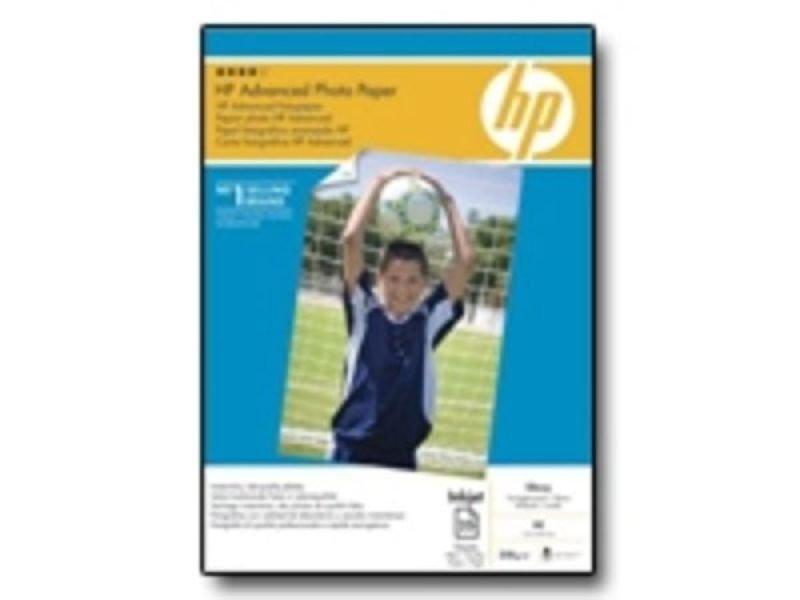 HP Advanced Glossy Photo Paper A4 250gsm 25 Sheets - Q5456A