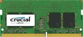 Crucial 8GB Kit (4GBx2) DDR4 2133 MT/s (PC4-17000) CL15 SR x8 Unbuffered SODIMM 260pin