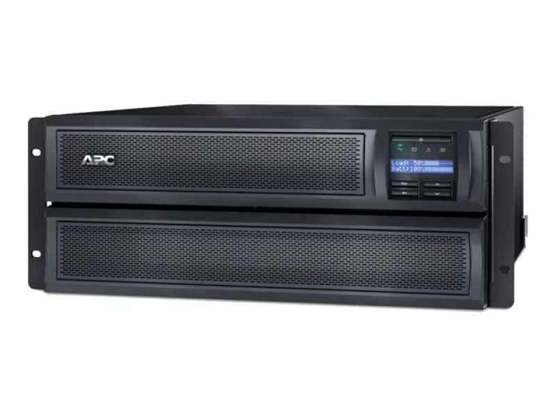 APC Smart-UPS X 2700 Watts/3000 VA Rack/Tower LCD 200-240V with Network Card