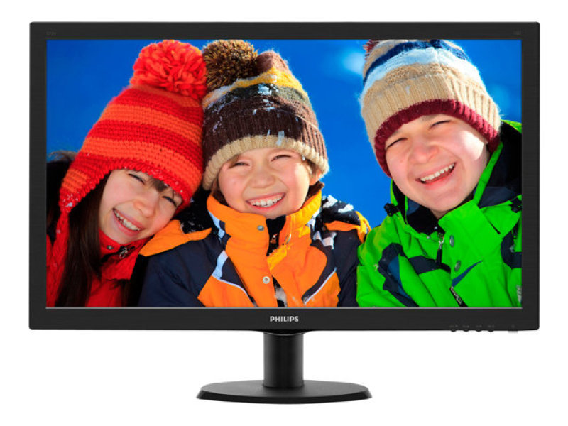 "Philips 273V5LHSB 27"" LED VGA HDMI Monitor"