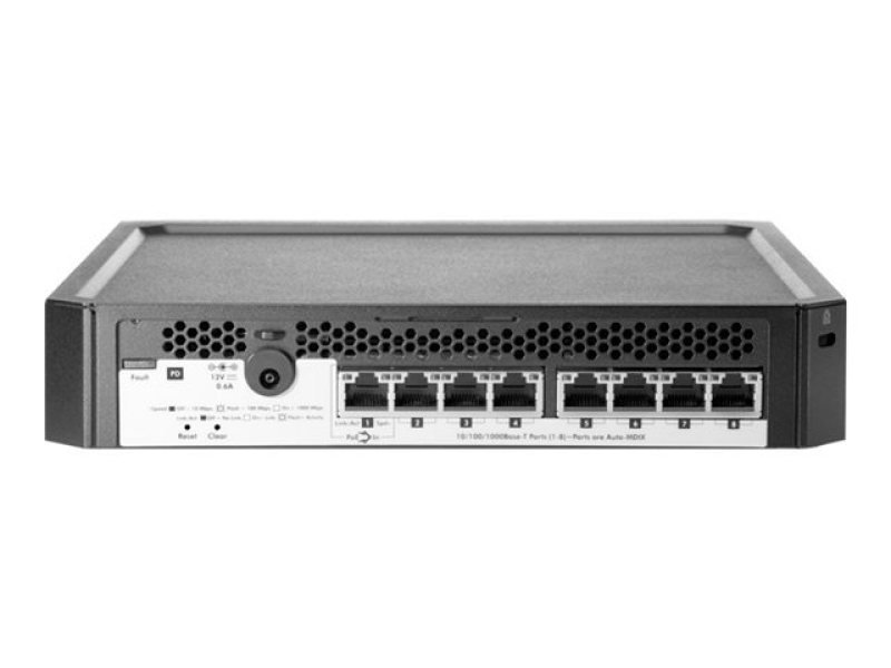 HPE PS1810-8G 8-port Gigabit Switch