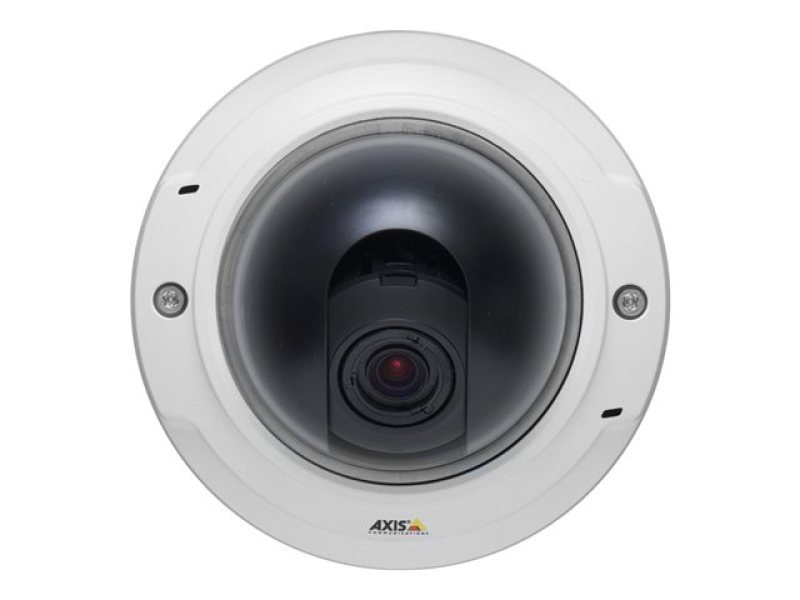 AXIS P3364-V 12mm - Network camera - dome - vandal-proof - colour ( Day&Night ) - vari-focal - audio - 10/100 - PoE