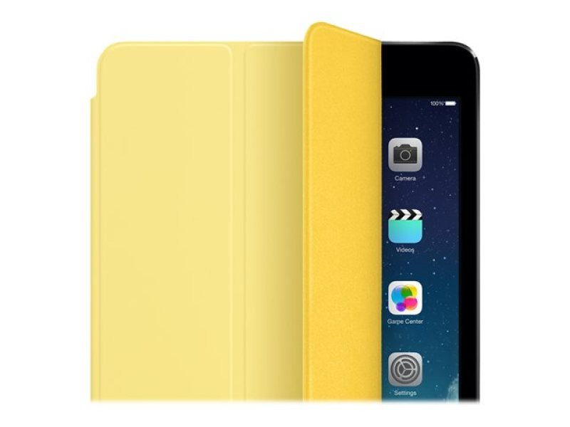 Image of Apple iPad mini Smart Cover Yellow