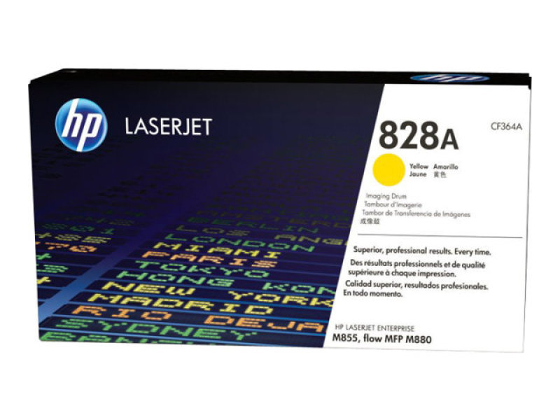 HP 828A Yellow Laser Toner Cartridge - CF364A