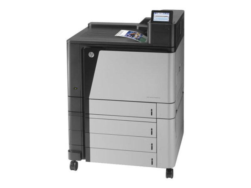 HP M855xh Colour Laserjet Printer