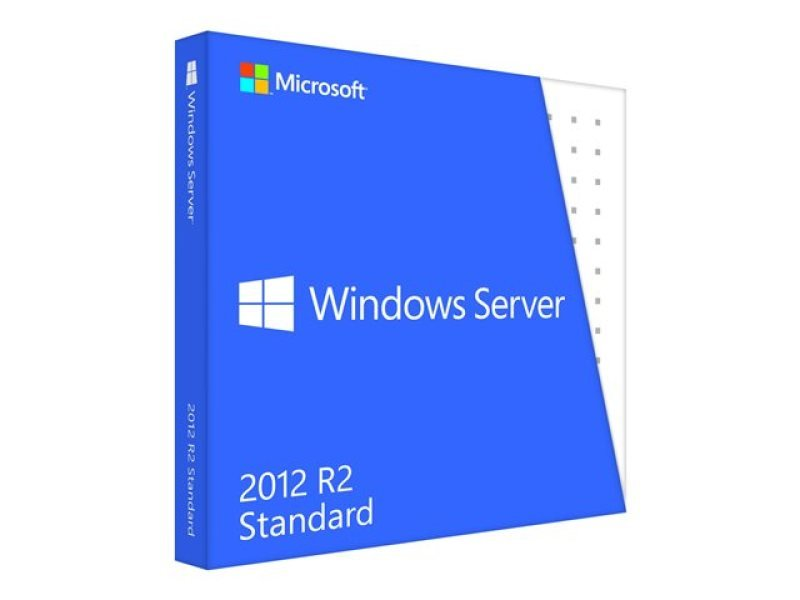 Windows Server 2012 R2 - Standard Edition