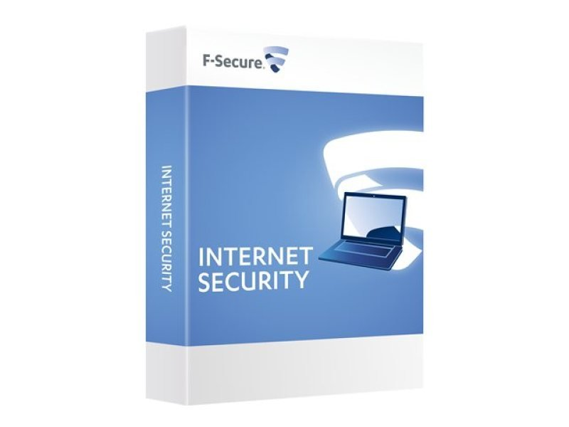 F-secure Internet Security 2 Year 3 User- Electronic Download