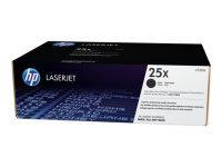 HP 25X BLACK CONTRACT LASERJET TONER