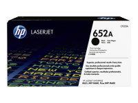 HP 652A Black LaserJet Cartridge - CF320A