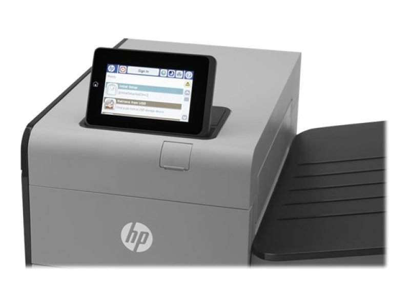 HP Officejet X555xh Enterprise Colour A4 Inkjet Printer