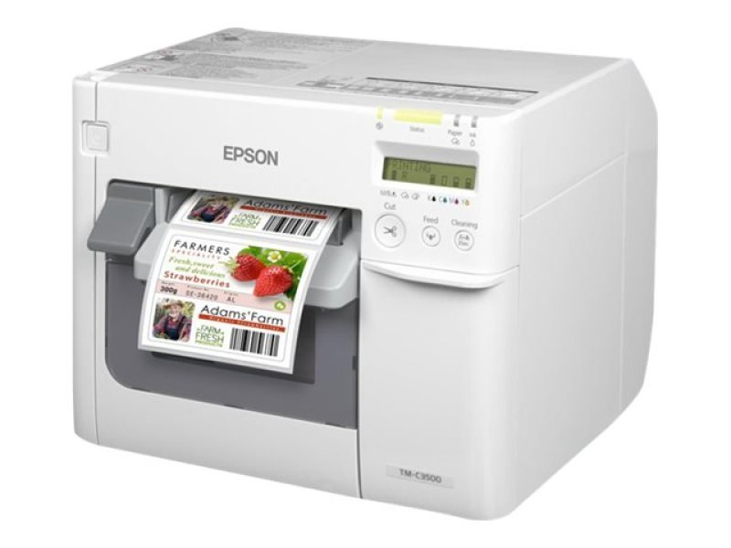 Color Inkjet Printer + Nice Label Ver6.1 Se (light) 100 Base-tx / 10 Bas