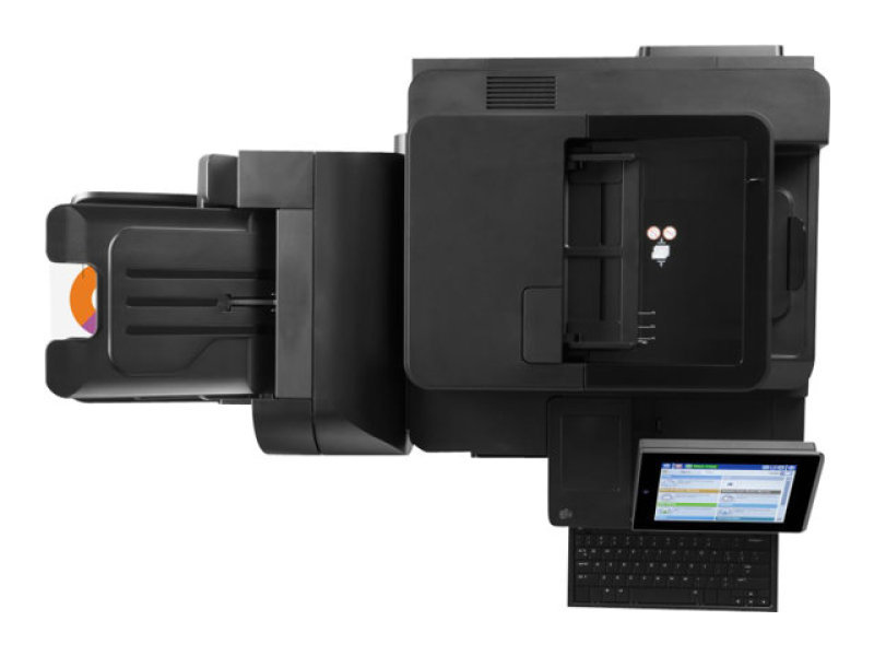HP M680z Color LaserJet Enterprise Flow Multifunction Printer
