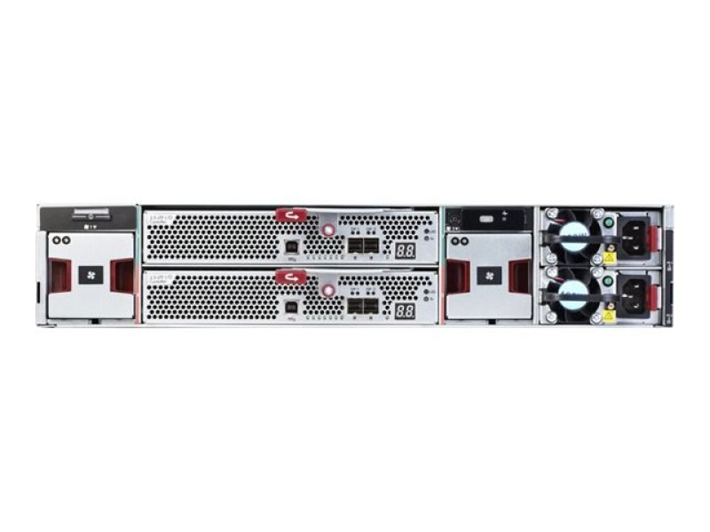 HPE D3600 w/12 4TB 6G SAS 7.2K LFF(3.5in) Midline Smart Carrier HDD 48TB Bundle