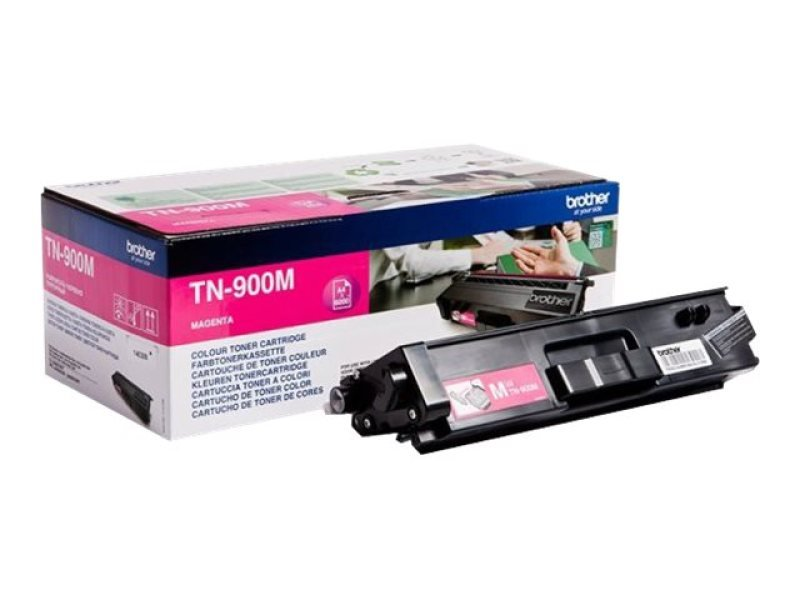 Brother TN900M Magenta Toner Cartridge