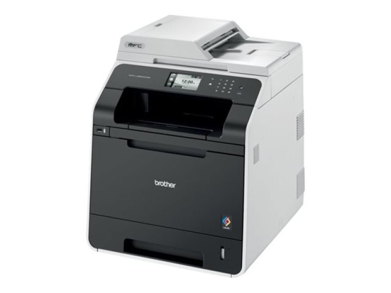 *Brother Mfc-l8650cdw Multi-Function Wireless Colour Duplex Laser Printer