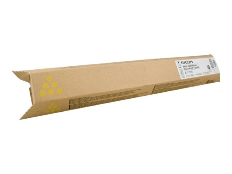 Ricoh 888641 Yellow Toner Cartridge