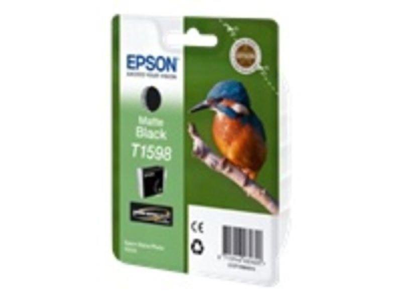 Epson T1598 Matte black Ink Cartridge