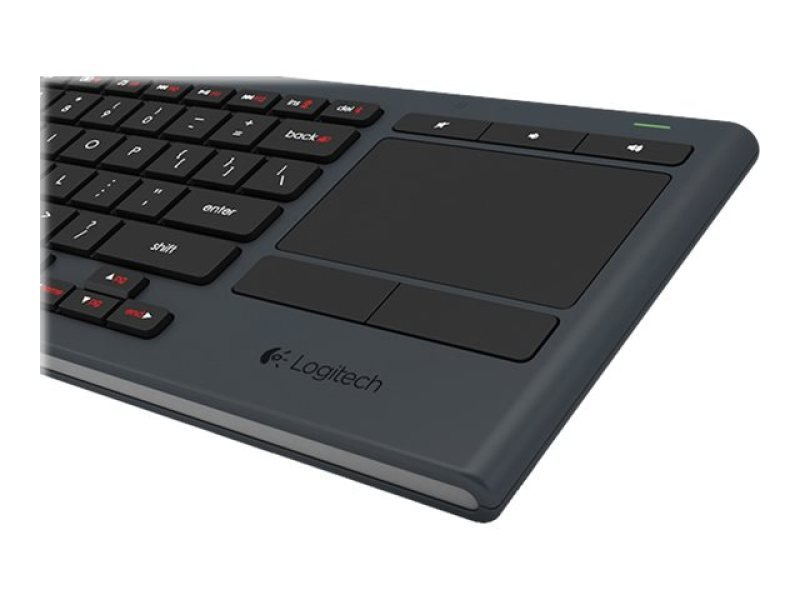 Logitech Illuminated Livingroom K830 Keyboard