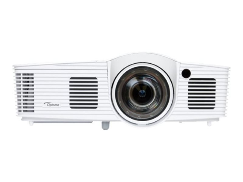 Optoma EH200STEDU 1080p Short Throw DLP projector including 3 Year Lamp and 3 Year Onsite De Re Install warranty
