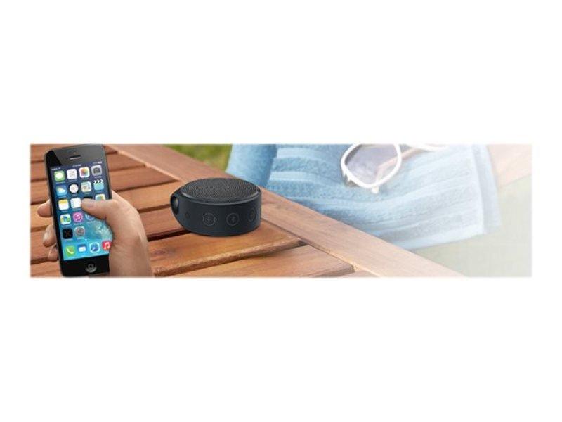 Logitech X100 Mobile Speaker - Grey