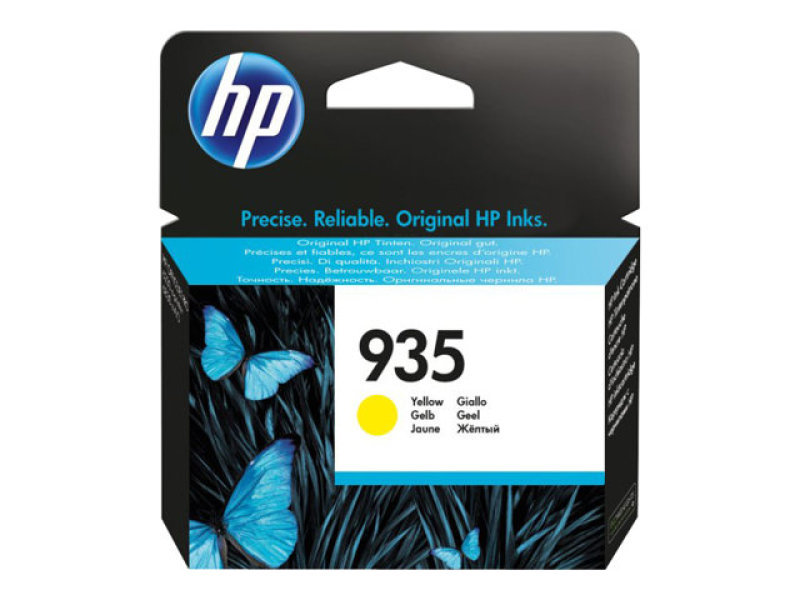 HP 935 Yellow Ink Cartridge - C2P22AE