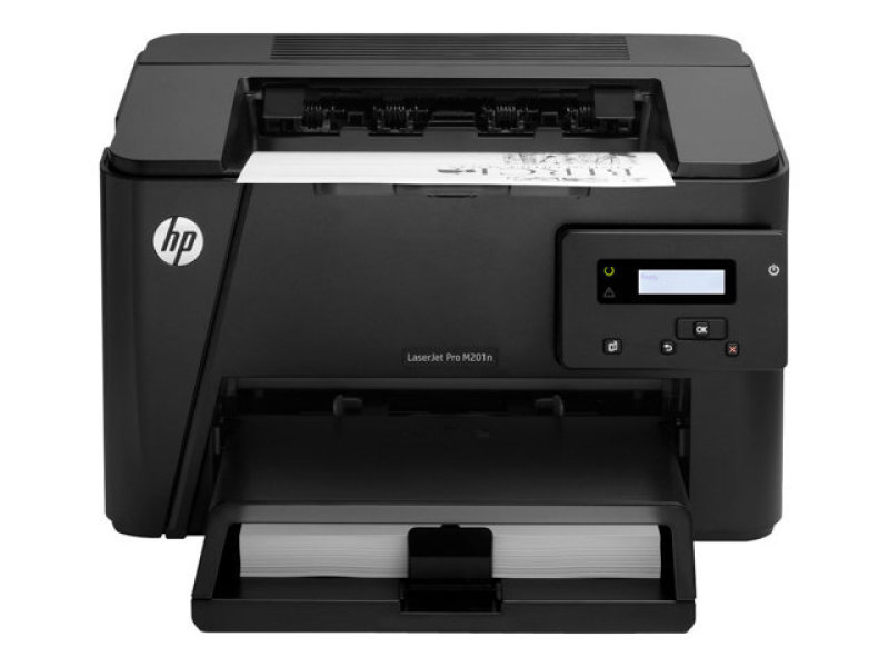 HP LaserJet Pro M201n Mono Laser Printer