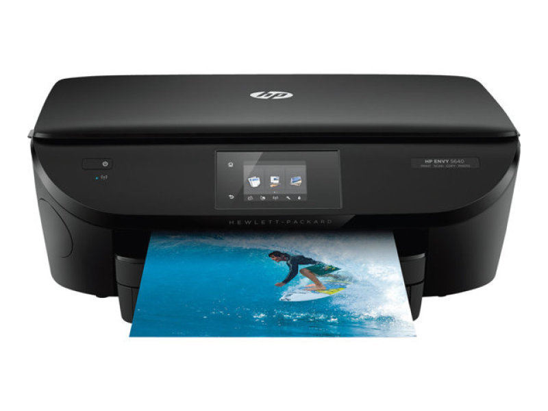 HP ENVY 5640 e-All-in-One A4 Wireless Inkjet Printer