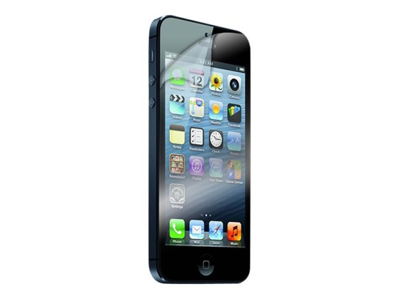 V7 Anti-Shock Screen Protector Film iPhone 5/5s/5c