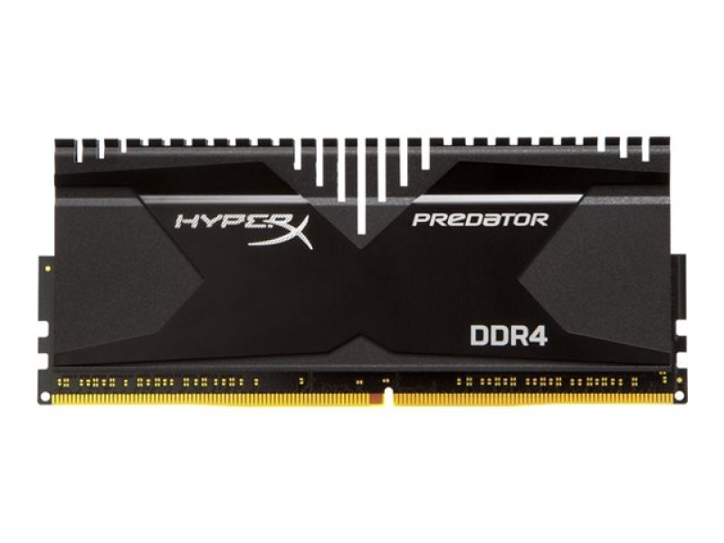 HyperX Predator 16GB 2666MHz DDR4 Non-ECC (Kit of 4) Memory