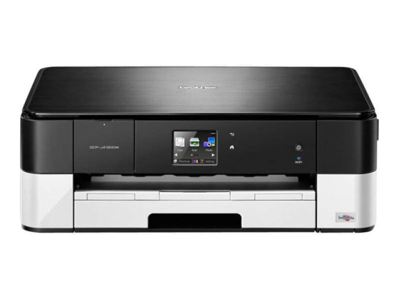 *Brother DCP-J4120DW Colour Inkjet All-in-One Printer