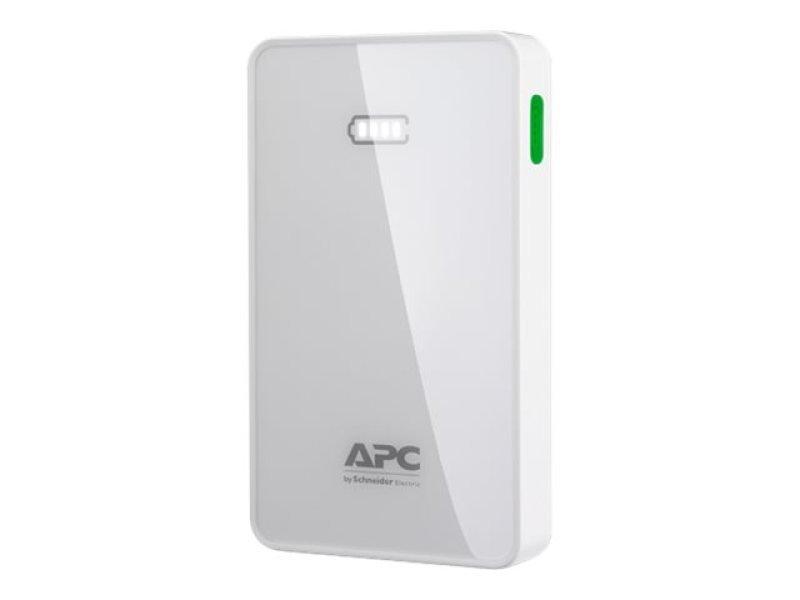 APC Mobile Power Pack 5000mAh Li-polymer- White