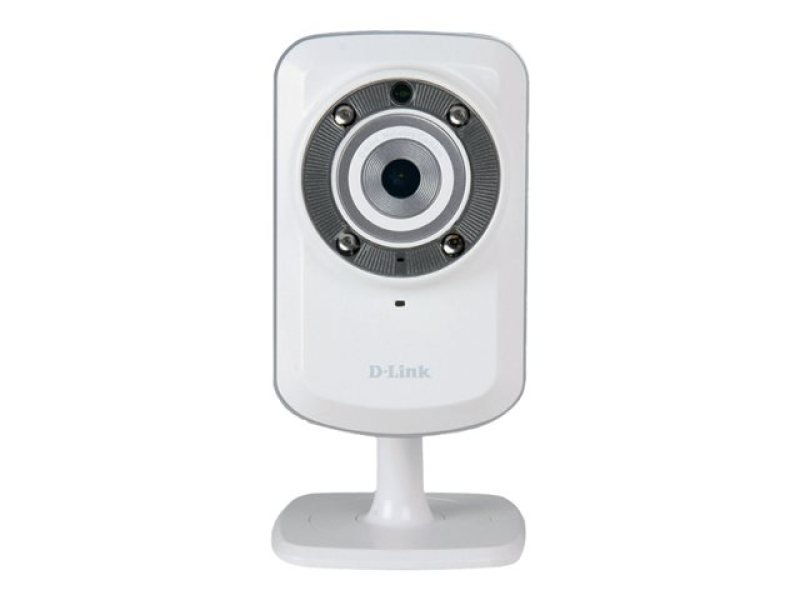 D-Link mydlink DCS-932L Wireless-N Day / Night Wireless IP Camera - Twin Pack